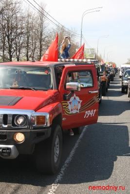 День Победы с Hummer-клубом. 10 мая 2013 от Немодного