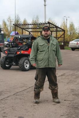 День рождения Лёни Немодного. 18 октября 2008 от Ольги