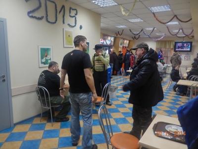 Джиперский новый год 20-21 декабря 2014 от Спиридонова