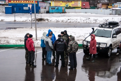 Джиперский новый год 20-21 декабря 2014 от Вожатого