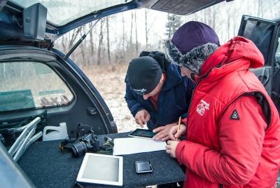 """GPS-квест """"Сами с усами IV"""" 6 декабря 2014 от Вожатого"""