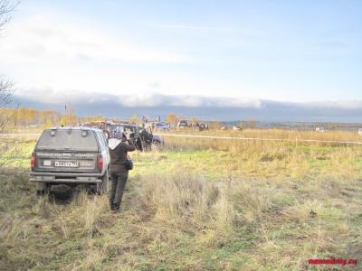 """GPS-ориентирование """"Дислокация. Осень 2011"""" от Ярослава"""