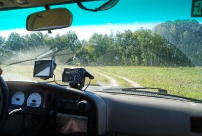 """GPS-ориентирование """"Сами с усами"""" 25 июля 2015 от Вожатого"""