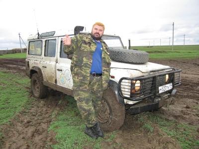 Казахстан. Арал. Май 2005 от Паши Def и Жени