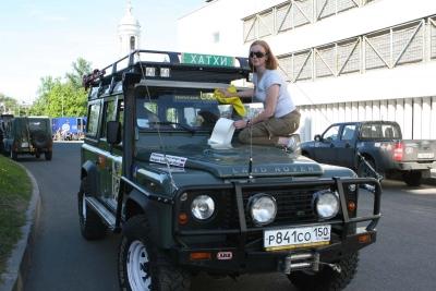 Ладога-трофи 2009 от Джинджер