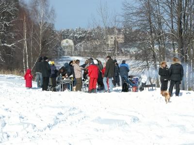Масленица. 17 Февраля 2007. От Саши ABV
