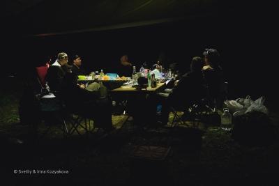 """Мастер-класс """"Навигация"""" 20 июня 2015 от Светлого"""