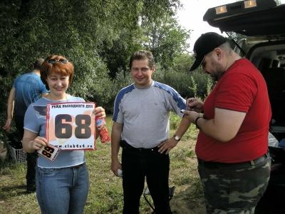 """Мастер-класс """"Навигация"""" 25 августа 2007 от Андрея"""
