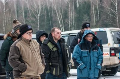 Мастер-класс по лебедке 21-22.12.13. от Вожатого