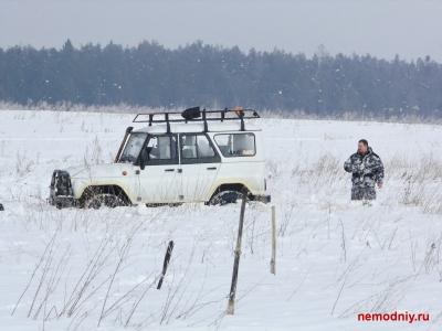 """Мастер-класс """"Снег"""" 16.02.13. от Саши и Юли"""