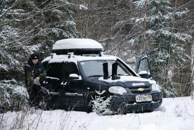 """Мастер-класс """"Снег"""" 24 января 2015 от Def823"""