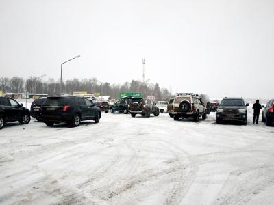 "Мастер-класс ""Снег"" 24 января 2015 от Михаила (Hemi)"