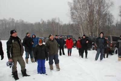 "Мастер-класс ""Снег"" 8.02.14. от Ленчика"
