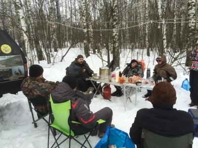 Мастер-класс Снег Нижний Новгород 13 февраля 2016 от Пилигрима 152