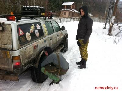 """Мастер-класс """"Спуски и подъемы""""  07.04.12. от Андрея Ranger"""