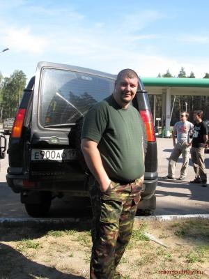 """Мастер-класс """"Введение в оффроуд"""" 27.08.11. от Димы Delete"""