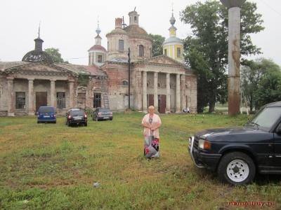 Миссионерский поход 06. 2011 от Лены и Лёши
