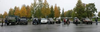 Осударева дорога. Карелия. Осень 2006 от Игоря Георгиевского