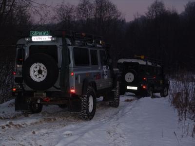 Переславль. Декабрь 2008 от Ивана