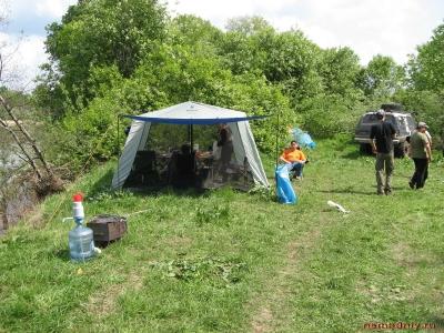 Пикник в Мещере 20-22.05.11 от Немодного