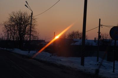 Поход к Урочищу Веретьево 24.03.12. от Лёхи 77