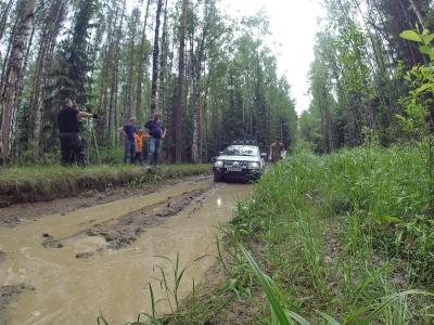 Поход к урочищу Веретьево 29-31 мая 2015 от Антона Лесника