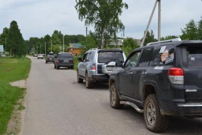Поход к урочищу Веретьево 29-31 мая 2015 от Лёхи Ш