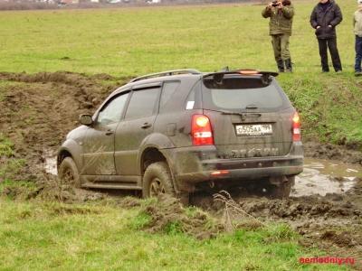 Поход вокруг Московской области. vol 2. 17.11.12. от  AndyGT