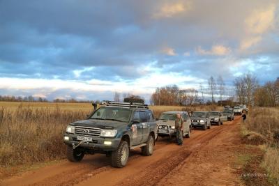 """Походик """"Валдай-Селигер"""" 1-3 ноября 2014 от Немодного"""