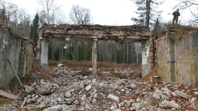 """Походик """"Валдай-Селигер"""" 1-3 ноября 2014 от Юры (panserbjorneexp)"""