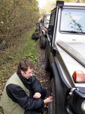 Покатушки. Октябрь 2008 от Геликов