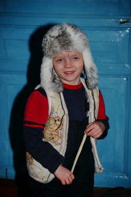 Полярный экспресс 2010. От отца Вадима
