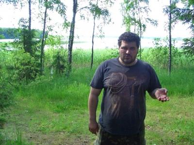Рыбалка на Селигере. Июль 2004
