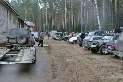Трофей России. Тверская область 15 апреля 2006 от Немодного