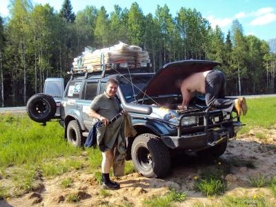 Трудовой лагерь в Леуново 2010 от Немодного