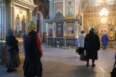 Внедорожный крестный ход 19-20 сентября 2009 от Немодного и отца Сергия