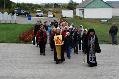 Внедорожный крестный ход 19-20 сентября 2009 от отца Вадима