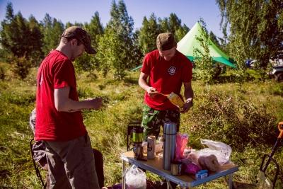 Внедорожный мастер-класс на Урале. 15 августа 2015 от Maria_Lisss