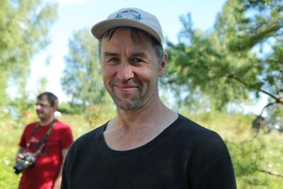 Внедорожный мастер-класс на Урале. 15 августа 2015 от Немодного