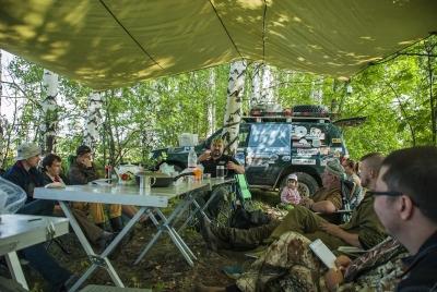 Внедорожный мастер-класс в Нижнем Новгороде 11 июля 2015 от Дмитрия Genera1