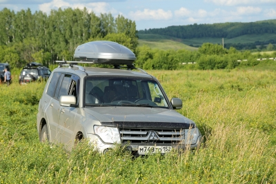 Внедорожный мастер-класс в Нижнем Новгороде 11 июля 2015 от Немодного