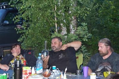 Внедорожный мастер-класс в Воронеже 18 июля 2015 от Лекса и Кати