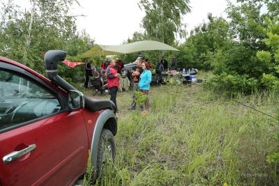 Внедорожный мастер-класс в Воронеже 18 июля 2015 от Немодного