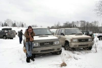 Зимний мастер-класс 2 февраля 2008 от Волшебника и Бархатной