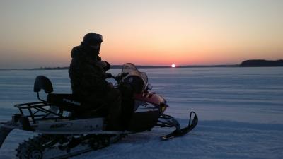 Зимний Селигер 10-12.02.12. от Лёхи 77