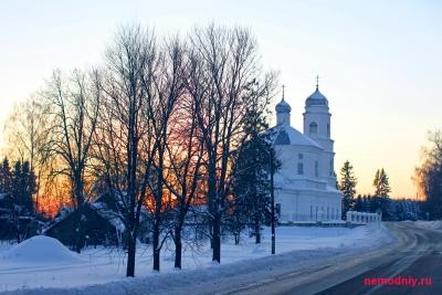Зимний Селигер 10-12.02.12. от Тиро