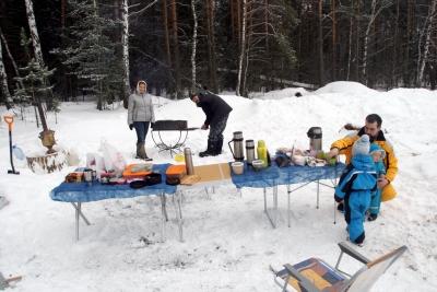 Клубный пикник 12.03.2011 от Немодного