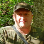 Буянов в лесу