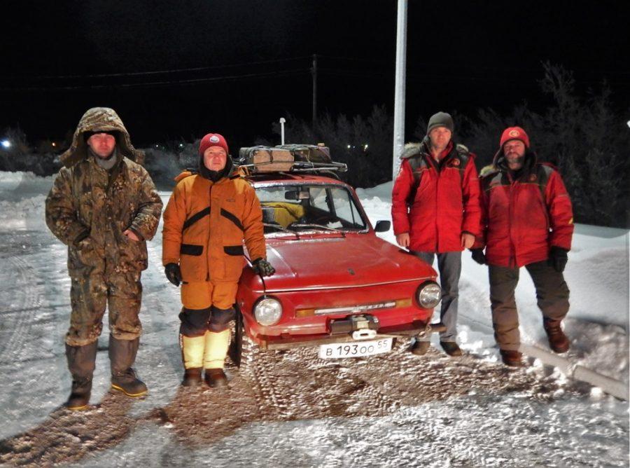 Слева направо: Дубовой Михаил, Меньшиков Андрей, Еликов Александр, Кулик Дмитрий.