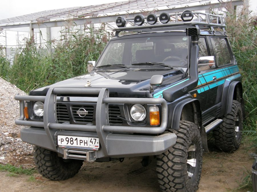 Первый вариант машины моей мечты